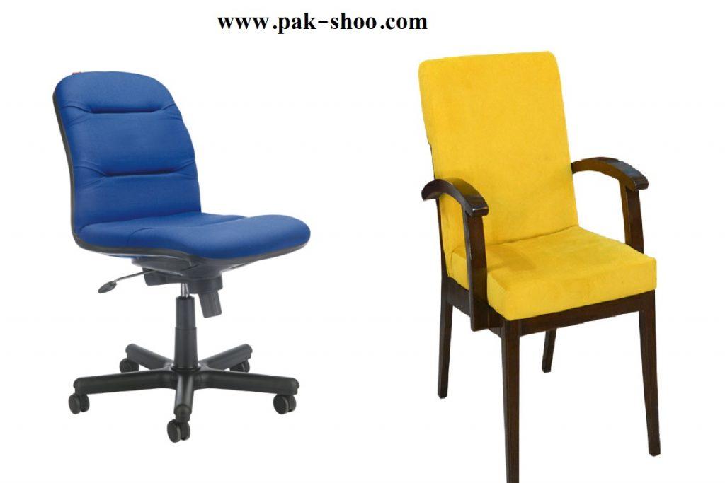شستشوی صندلی اداری  و شرکتی در محل با دستگاه